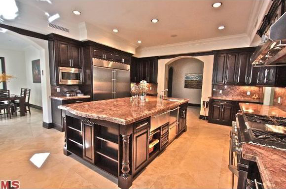 16645 Huerta Rd., Kitchen